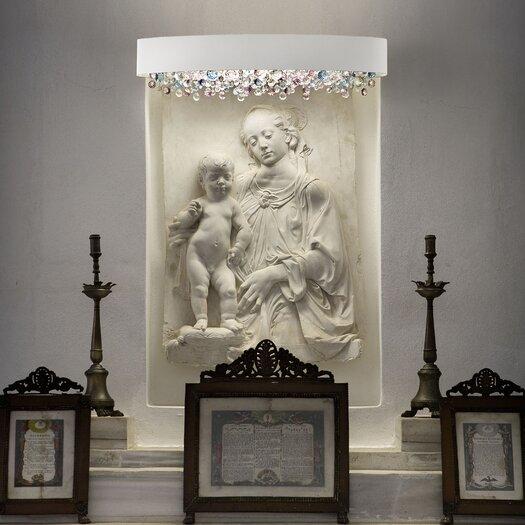 Masiero Ola 4 Light Wall Sconce