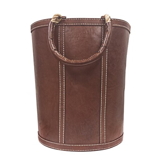 Selamat Adirondack Leather Log Bag