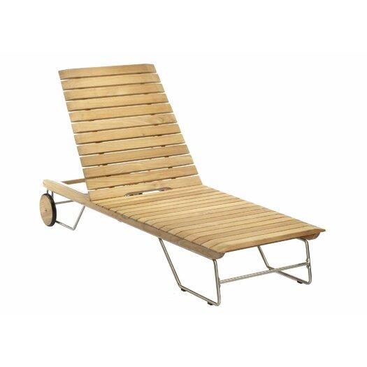 Selamat Stratus Canvas Lounge Chaise