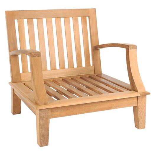 HiTeak Furniture Grande Armchair