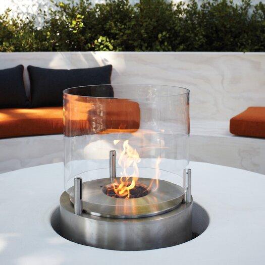 Cyl Fireplace