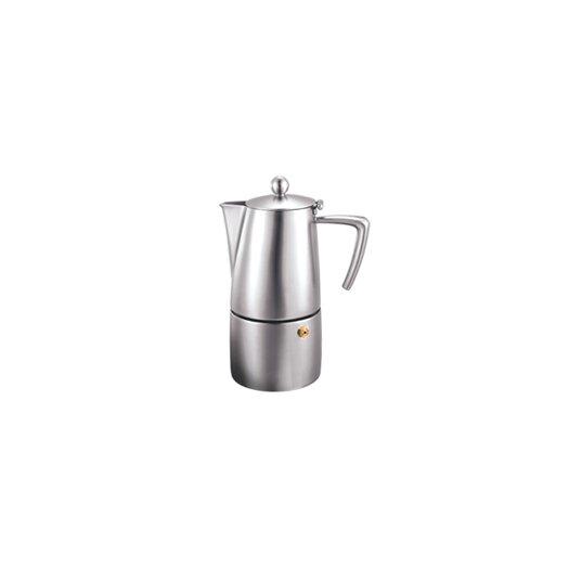 Cuisinox Milano 6 Cup Espresso Coffeemaker in Satin