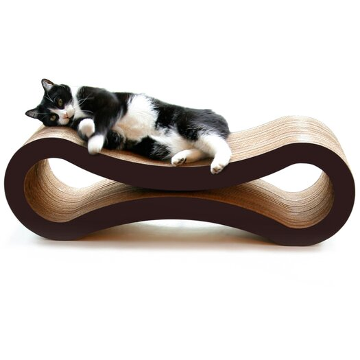 PetFusion Ultimate Cat Scratcher Lounge and Bed