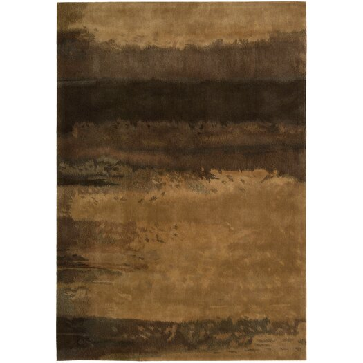 Calvin Klein Home Rug Collection Luster Wash Copper Area Rug