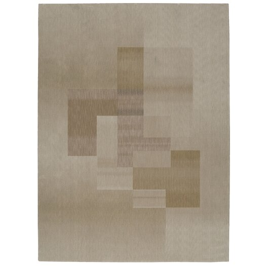 Calvin Klein Home Rug Collection Loom Select Beige Rug