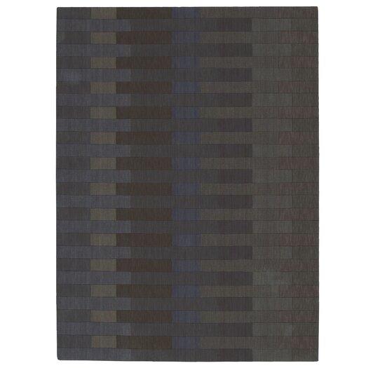 Calvin Klein Home Rug Collection Loom Select Slate Area Rug