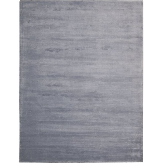 Calvin Klein Home Rug Collection Lunar Luminescent Rib Platinum Area Rug