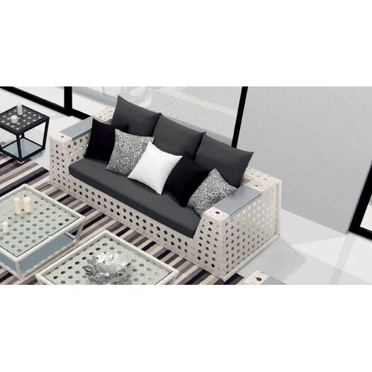 100 Essentials Palace Sofa with Cushions