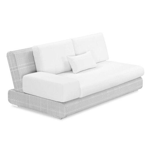 100 Essentials Sumba Loveseat with Cushions
