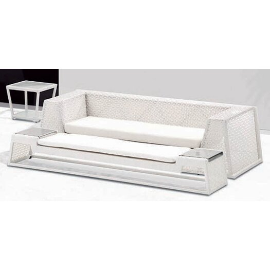 100 Essentials Palace 2 Piece Deep Seating Group