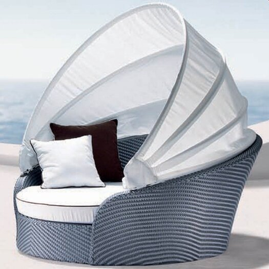 100 Essentials Eclipse Daybed with Cushions