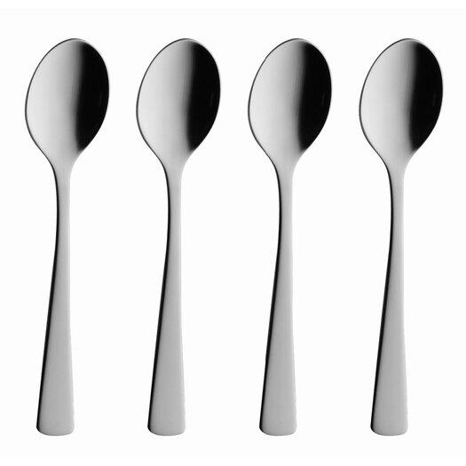 solex Karina 4 Piece Espresso Spoon Set