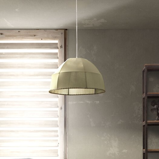 Zuo Era Marble 1 Light Ceiling Lamp