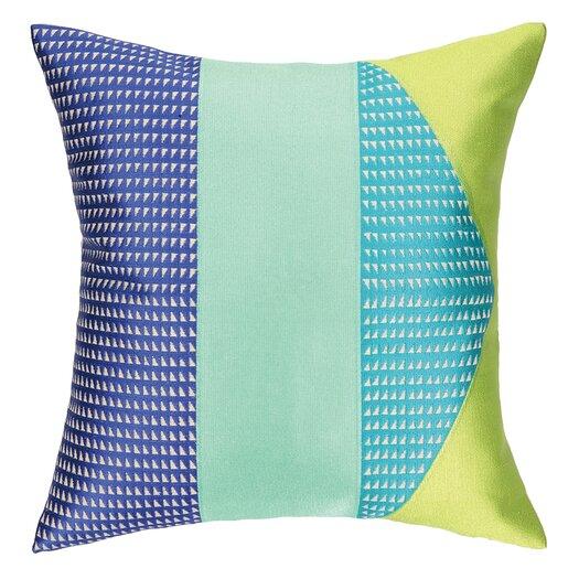 Trina Turk Residential Tiburon Embroidered Throw Pillow