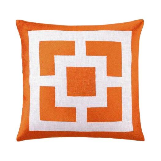 Trina Turk Residential Palm Springs Blocks Linen Throw Pillow