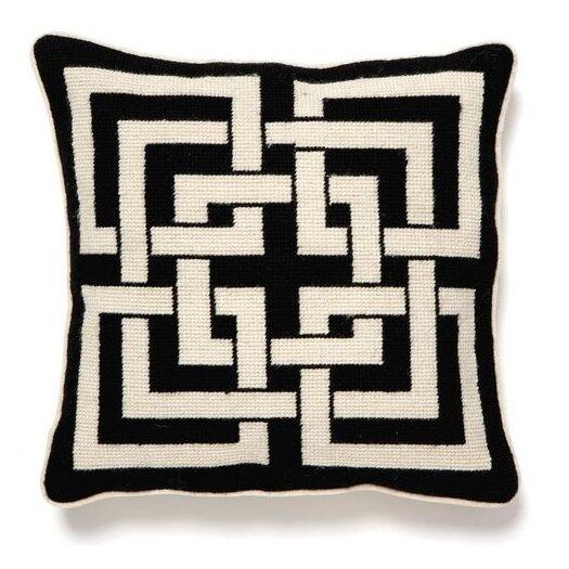 Trina Turk Residential Shanghai Links Linen Throw Pillow