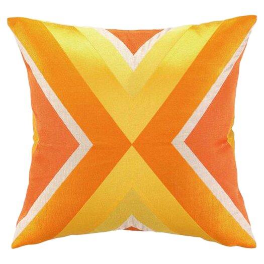 Trina Turk Residential Building Linen Throw Pillow