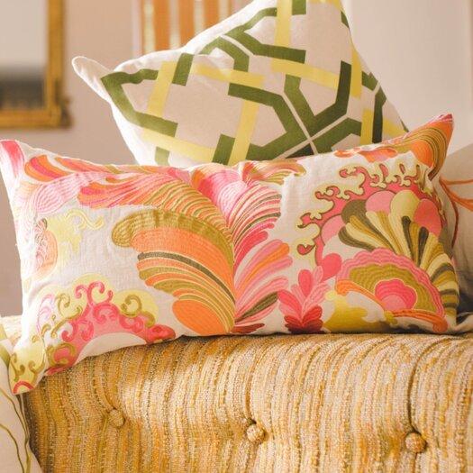 Trina Turk Residential Coachella Linen Lumbar Pillow