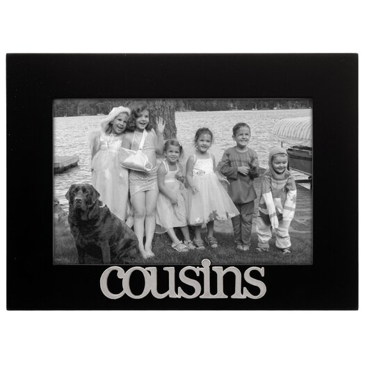 Malden Expressions Cousins Picture Frame