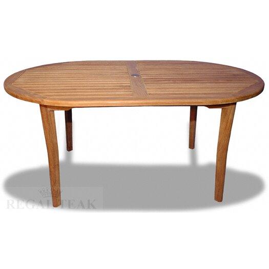 Regal Teak Captiva Dining Table