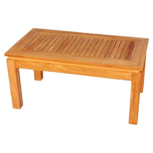 Regal Teak Coffee Table