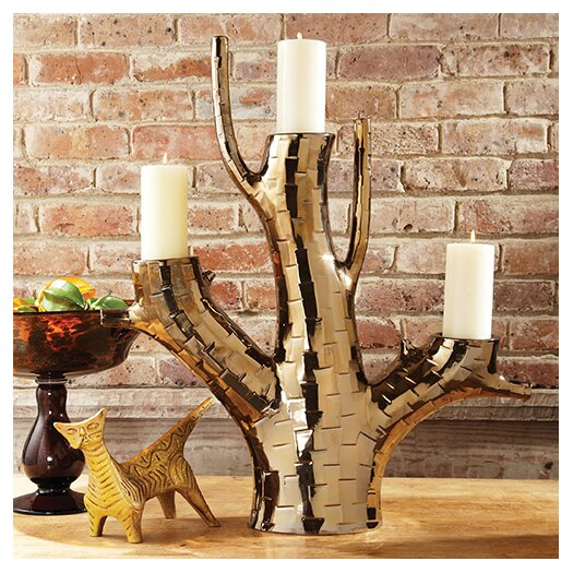 Global Views Branch Candle Holder