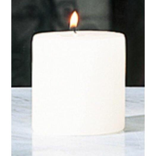 Global Views Unscented Pillar Candle