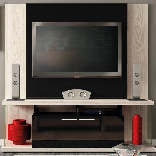 Manhattan Comfort Delacorte TV Entertainment Center