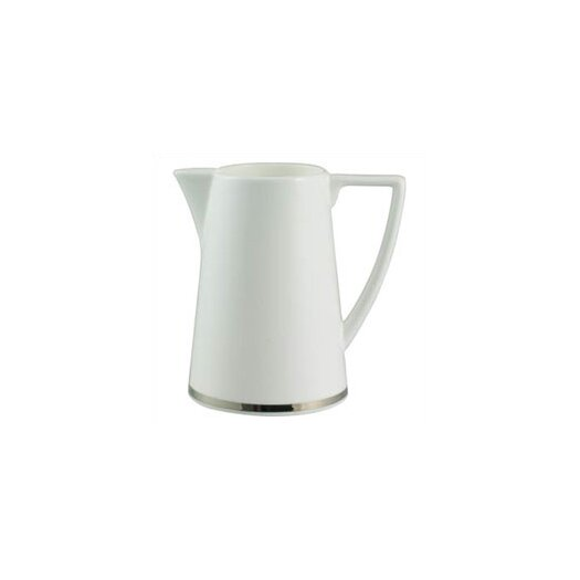 Jasper Conran Platinum Fine Bone China Creamer