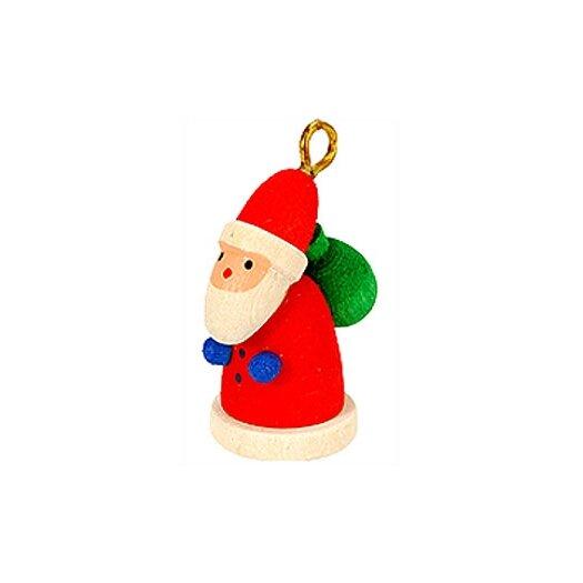 Christian Ulbricht Santa Ornament