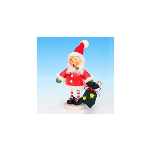 Christian Ulbricht Santa with Sack Smoker
