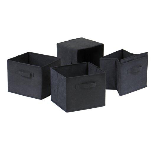 Winsome Capri Foldable Storage Basket