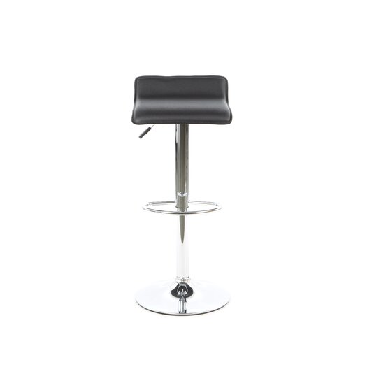 Winsome Adjustable Height Swivel Bar Stool with Cushion