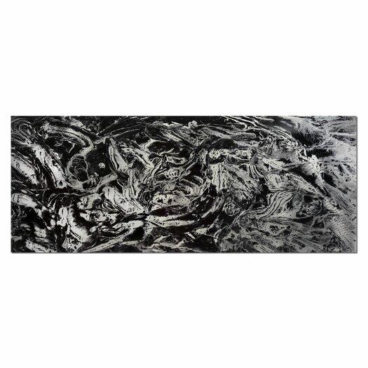 Metal Art Studio Convex by Lish Graphic Art Plaque