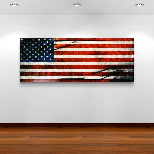 Metal Art Studio American Glory Graphic Art Plaque