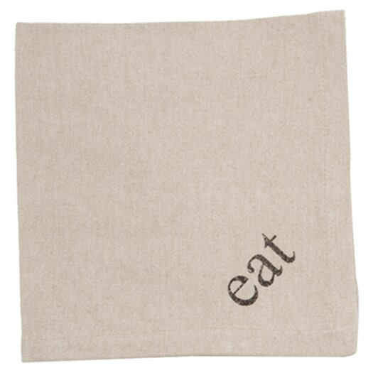 Provence Home Collection Eat Dinner Napkin