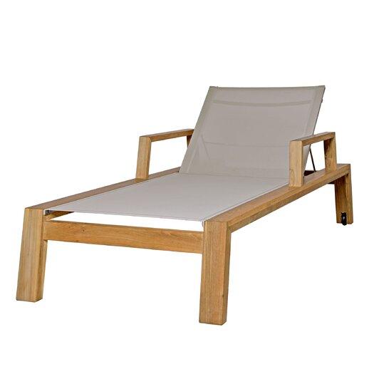 Avalon Steamer Lounge Chair
