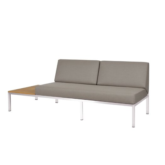 Polly 2 Piece Sectional with Cushions