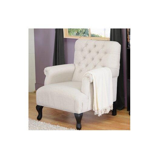 Wholesale Interiors Baxton Arm Chair