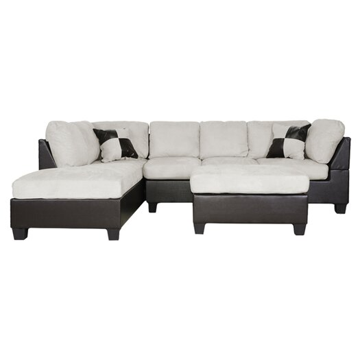 Wholesale Interiors Baxton Studio Sectional