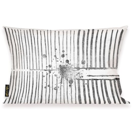 Oliver Gal Home Love Force Field Throw Pillow