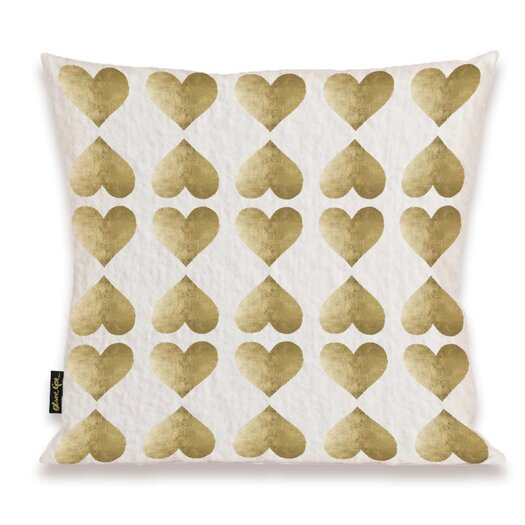 Oliver Gal Home Love Game Throw Pillow