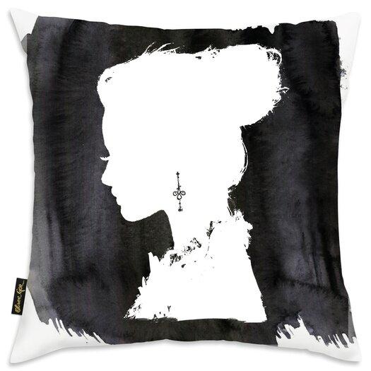 Beaut� Throw Pillow