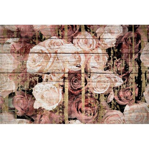 'Shabby Elegance Romance' Painting Print