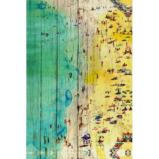 'Italian Summer' Painting Print