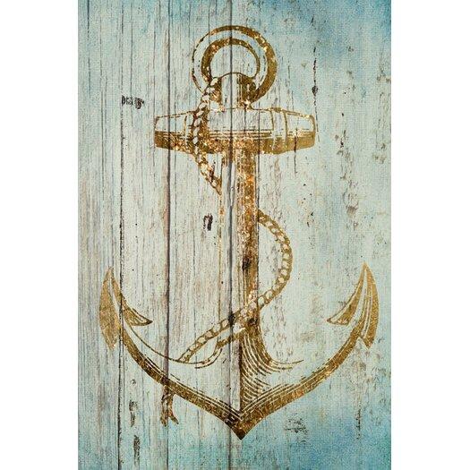 'Sea Anchor' Painting Print