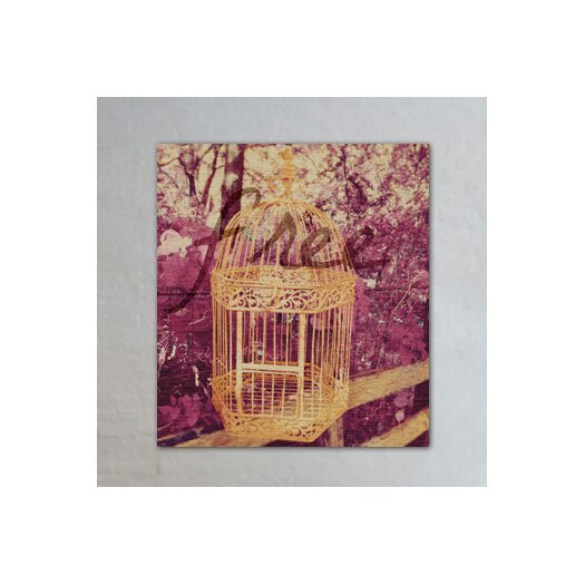 Oliver Gal Blakely Home Free I Graphic Art on Wrapped Canvas