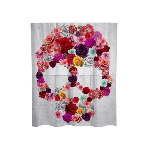 Bed of Roses Shower Curtain