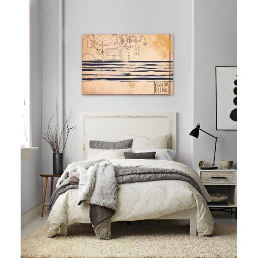 "Oliver Gal Artana """"Ethan"""" Graphic Art on Canvas"