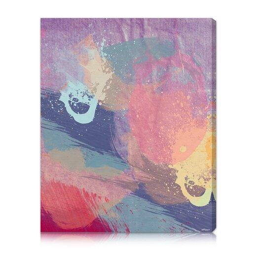 Artana Lavender Mist Painting Print on Wrapped Canvas